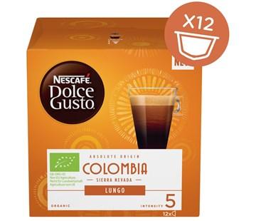 Nescafé Dolce Gusto LUNGO COLOMBIA