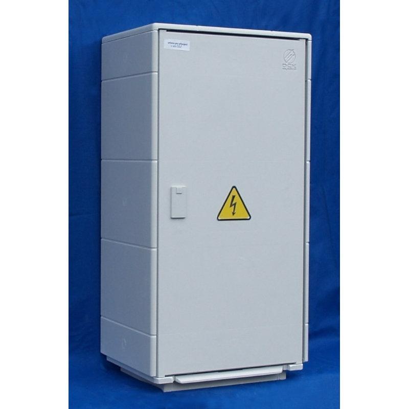 ER112/NVP7P Rozvaděč elektroměr.1x 1-sazbový-do výklenku (DCK)