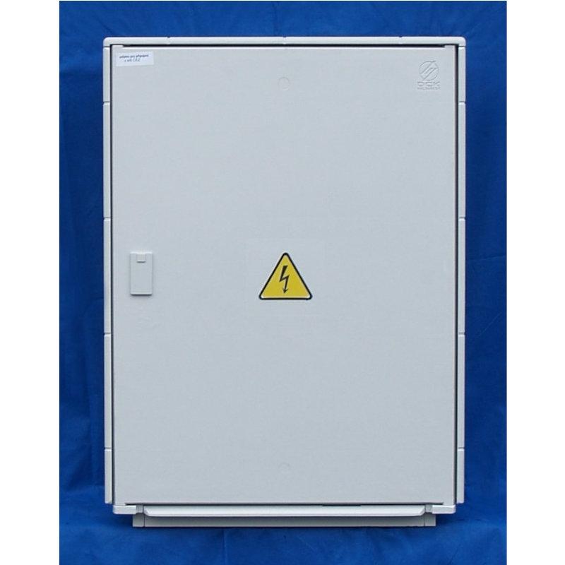 ER212/NVP7P Rozvaděč elektroměr.1x 2-sazbový-do výklenku (DCK)