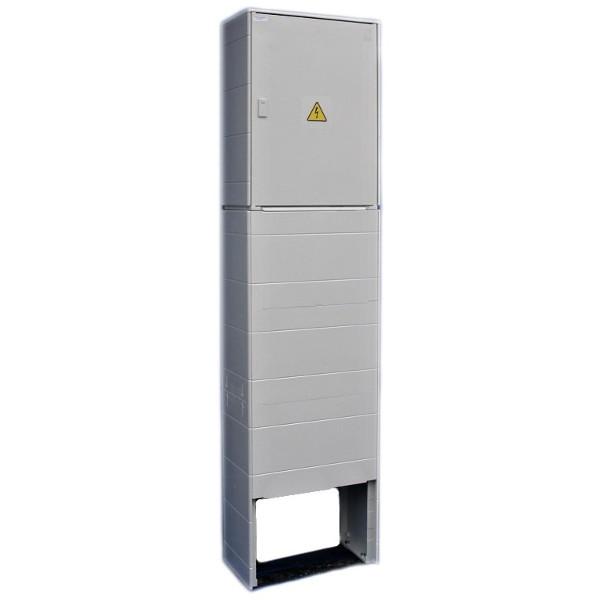 ER212/NKP7P Skříň elektroměr.kompakt.pilíř, přímé měření (DCK)